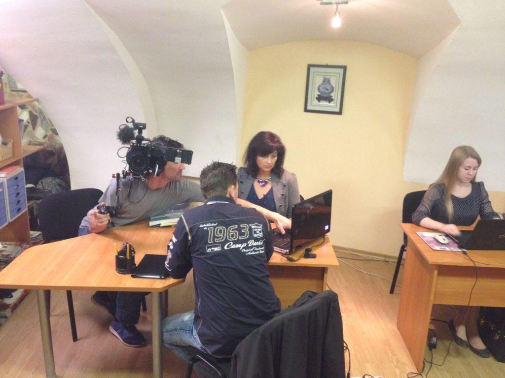 Ksenia Droben Partnervermittlung :: Medien